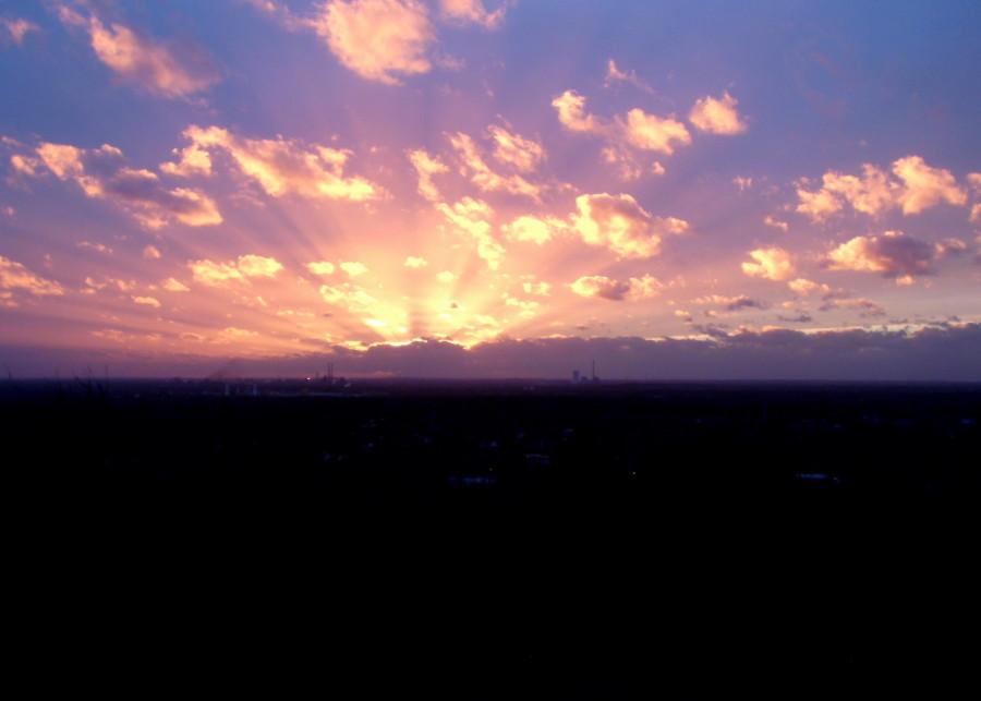 027 - Der grandiose Sonnenuntergang - Finale