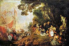 Watteau-Kythera